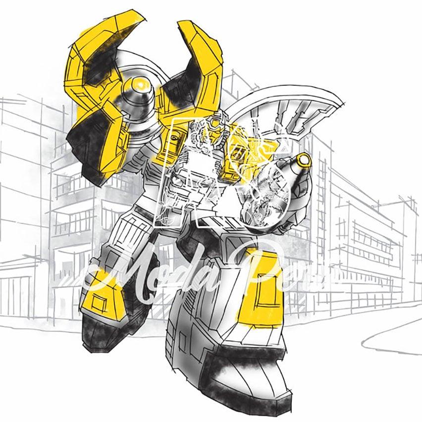 B-ROBOT 7002